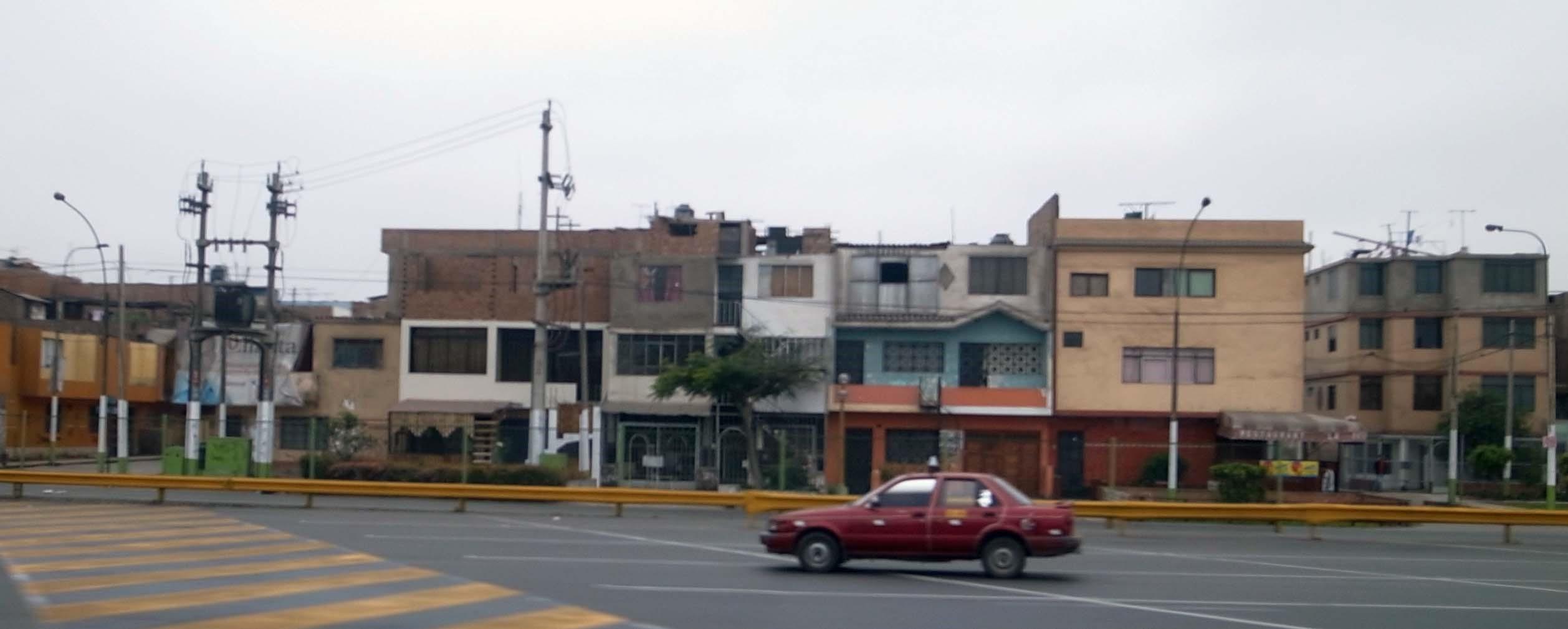 南米ペルーの建物には庇(ひさし)がない? ~太陽の恵みを活かす建築デザイン~